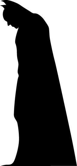 258x552 Batman Silhouette Lakepoint One