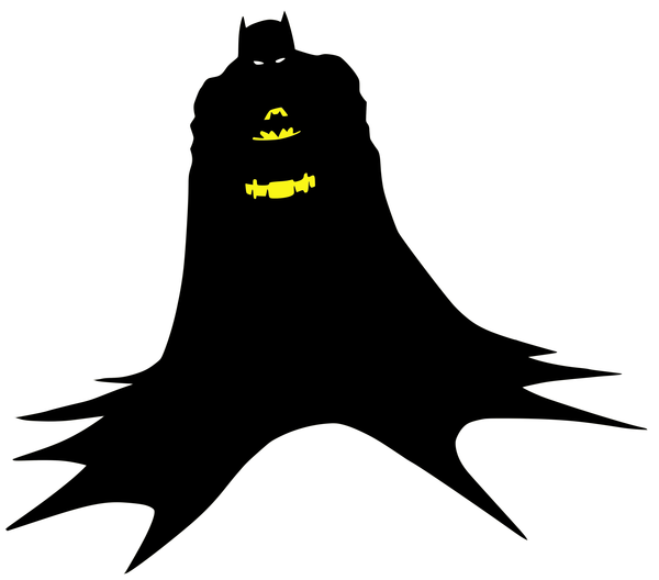 600x528 Batman Silhouette By Viscid2007
