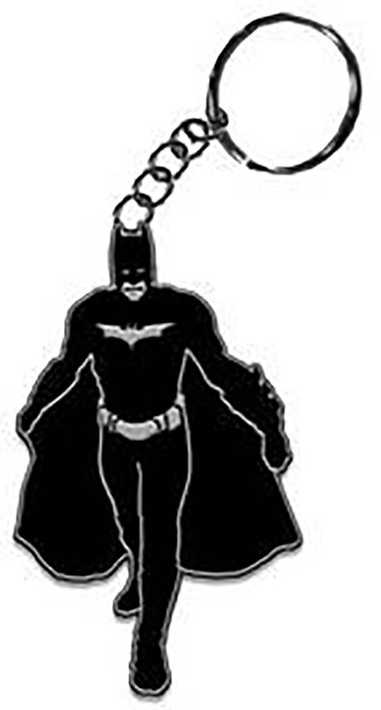 538x1001 Dark Knight Batman Silhouette Metal Keychain