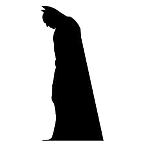 500x500 Batman Die Cut Vinyl Decal Pv607 For Windows, Vehicle Windows