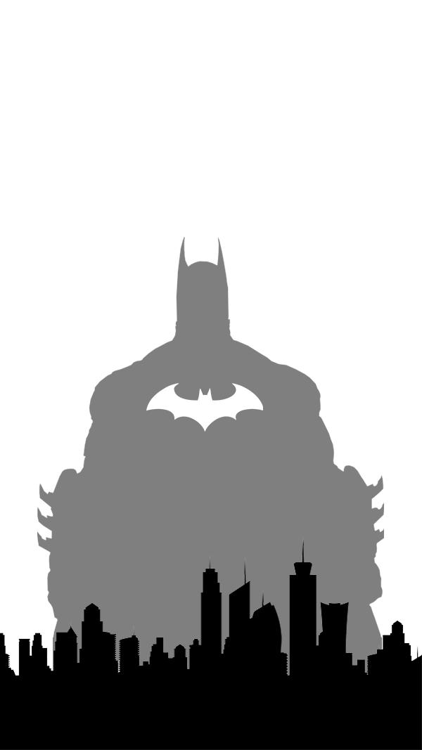 600x1067 Batman Silhouette (Larger)