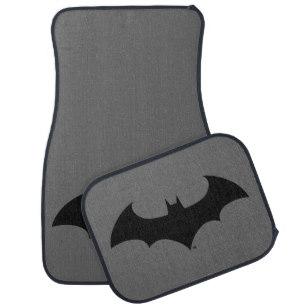 307x307 Batman Logo Car Floor Mats Zazzle