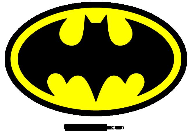 661x472 Batman Logo Symbol And Silhouette Stencil Vector