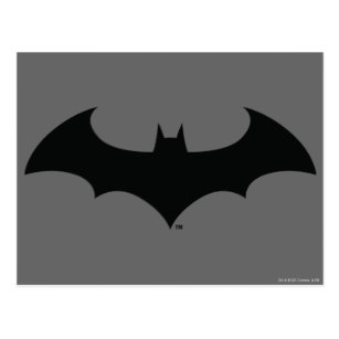 307x307 Batman Silhouette Cards Amp Invitations Zazzle.co.uk