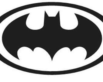 Batman Symbol Silhouette At Getdrawings Com Free For