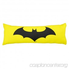 228x228 Symbol Simple Bat Silhouette Logo Body Pillow