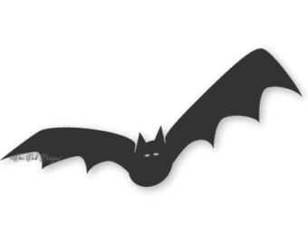 340x270 Batman Symbol Vector