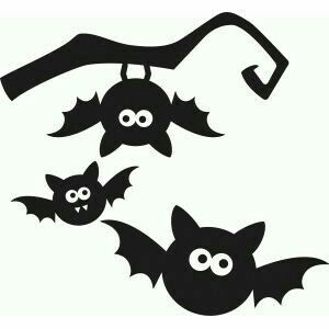 300x300 Pin By Joan De On Halloween Cricut, Silhouettes