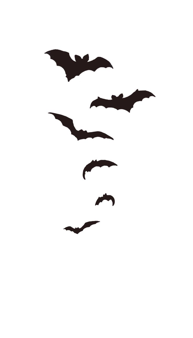 736x1288 Bat Silhouette Tattoo Ideas Tatluv Tatluv