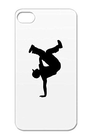 296x445 B Boy Hip Hop Dancing Dance Shapes Urban Party Breakdance Logo