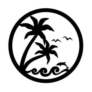 300x300 Silhouette Design Store Beach Scene Diy Clothing Amp Accessories