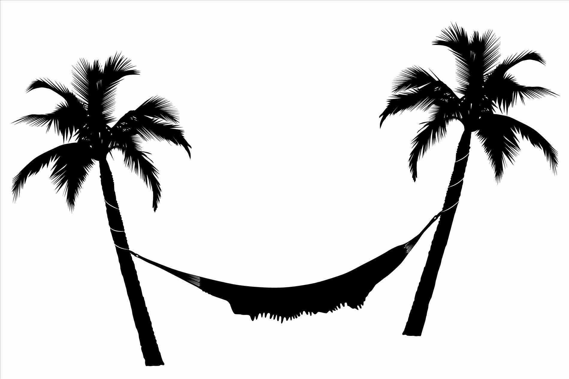 1900x1266 Pencil And In Color Relax Relax Hammock Beach Clipart Clipart