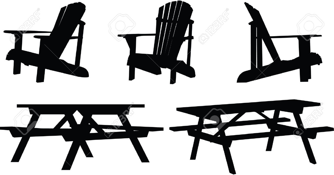 1300x682 Chair Silhouette Clipart