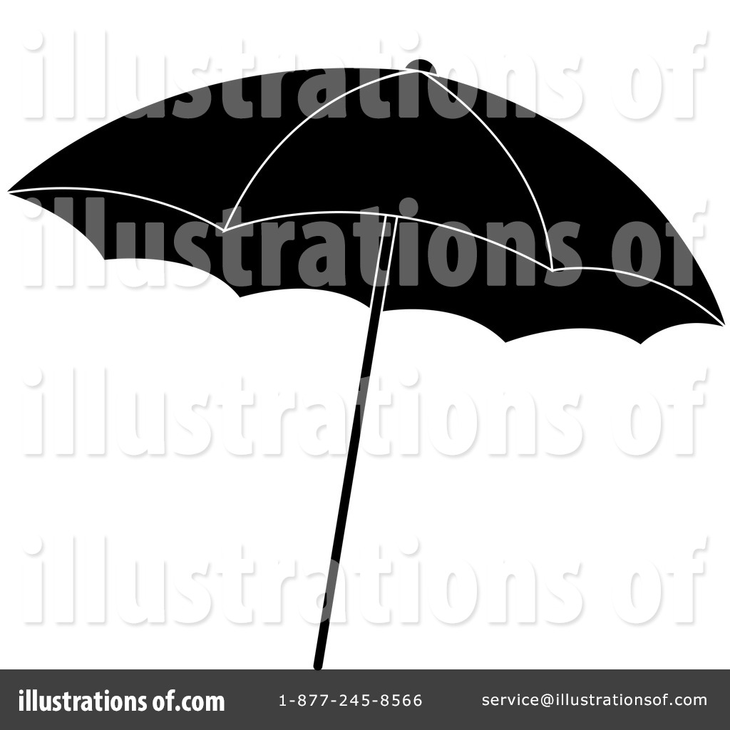 1024x1024 Beach Umbrella Clipart