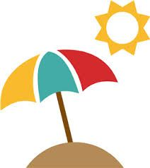 212x238 Beach Umbrella Svg Svg File, Filing And Beach
