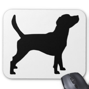 307x307 Silhouette Beagle Gifts On Zazzle Au
