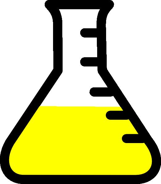 Beaker Silhouette