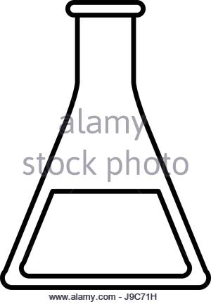 300x433 Laboratory Glassware Sketch Stock Vector Art Amp Illustration
