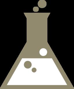256x309 Beaker Clipart I2clipart