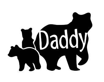 340x270 Daddy Bear Etsy