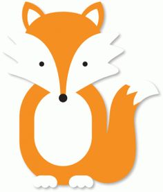 236x277 Fox Head Silhouette Clipart