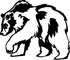 240x208 Image Result For Bear Head Silhouette Drawings