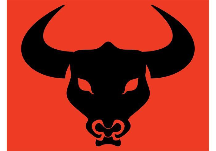 700x490 Bull Free Vector Art