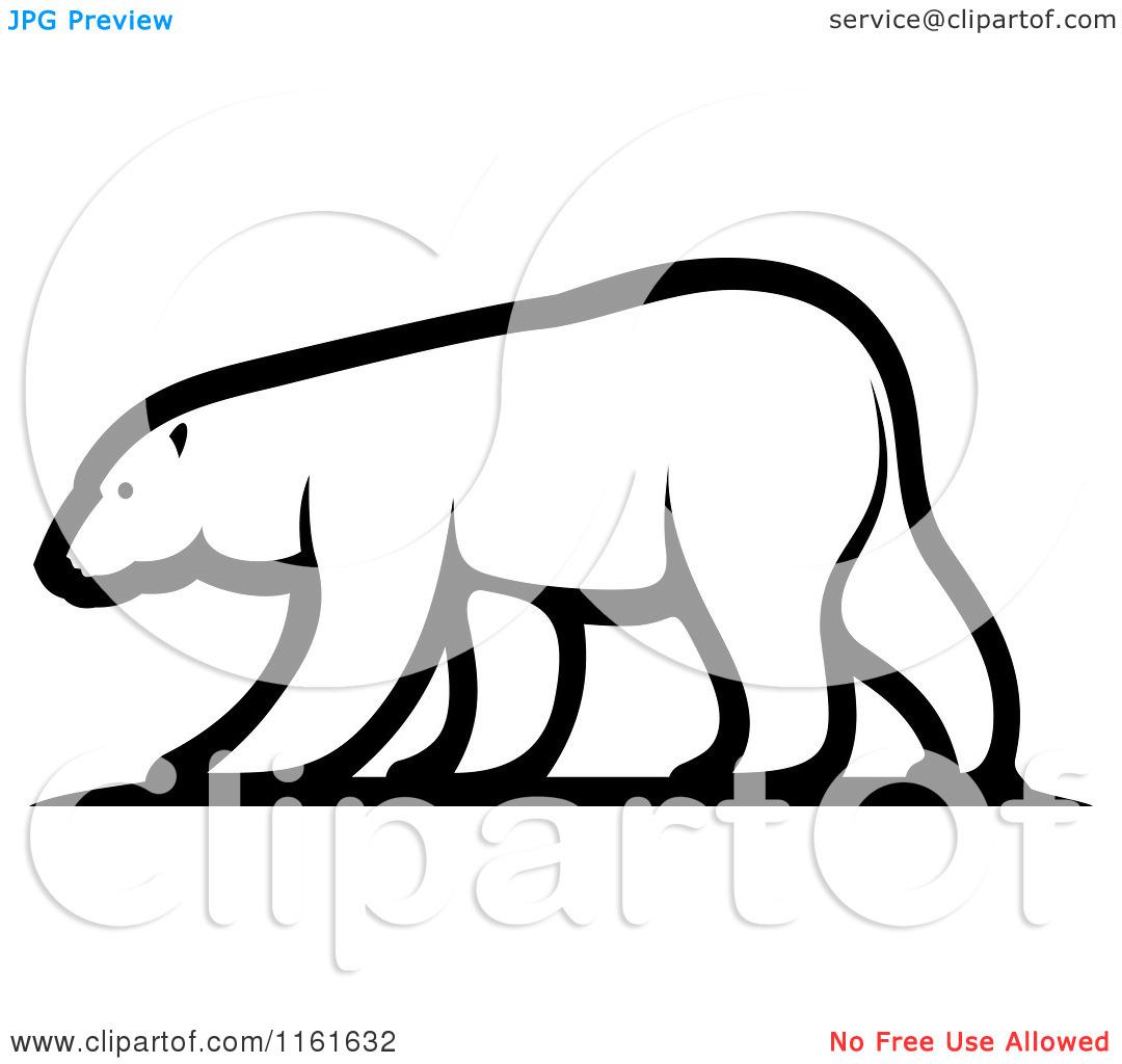 1080x1024 Clip Art Polar Bears Clip Art