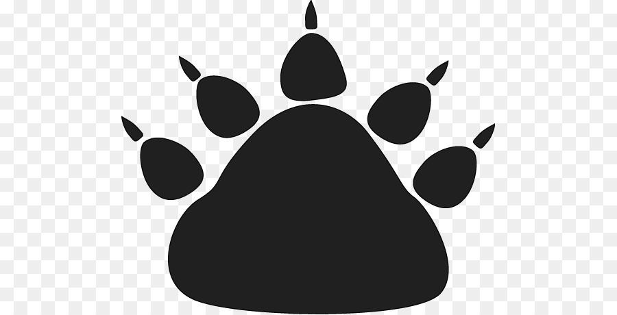 900x460 American Black Bear Brown Bear Paw Clip Art