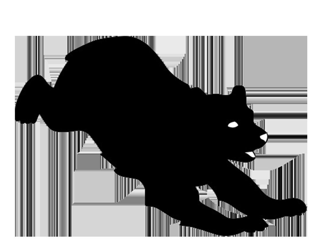 1100x875 Animal Silhouette, Silhouette Clip Art