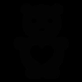 283x283 Bear Silhouettes Silhouettes Of Bear Free