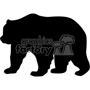 300x300 Royalty Free Mama Bear Vector Svg Cut Files 402617 Vector Clip Art