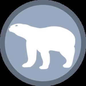 300x300 How Tall Is A Polar Bear Standing Up