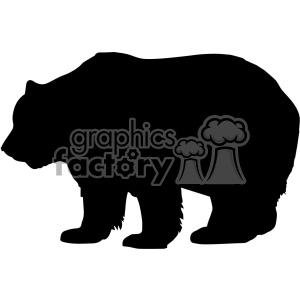 300x300 Royalty Free Papa Bear Vector Svg Cut Files 402618 Vector Clip Art