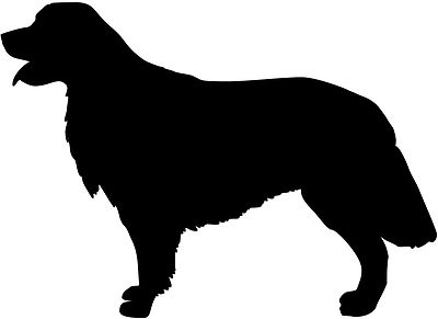 400x291 Bearded Collie Clipart Silhouette