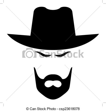 450x470 Cowboy Clipart Bearded Many Interesting Cliparts
