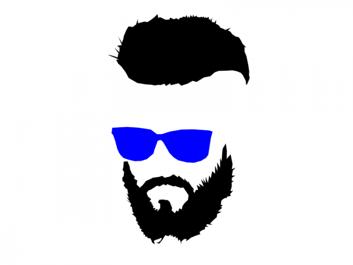 beard silhouette free at getdrawings | free for personal use