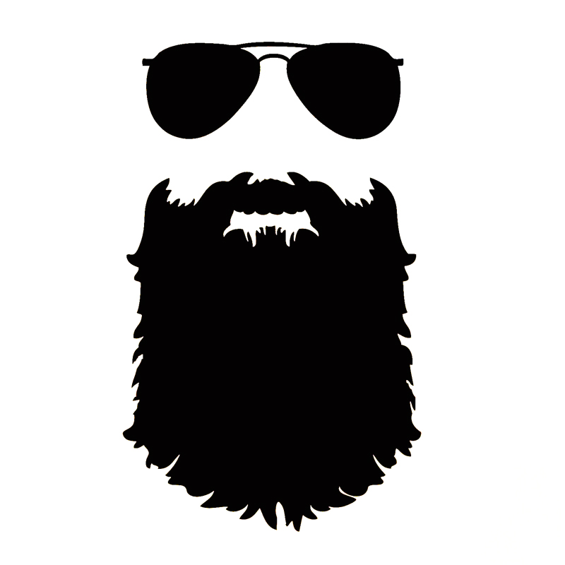 800x800 Stickers Hipster