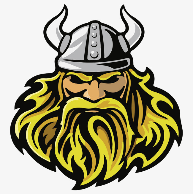 650x651 Vector Vikings, Vikings, Beard Png And Vector For Free Download