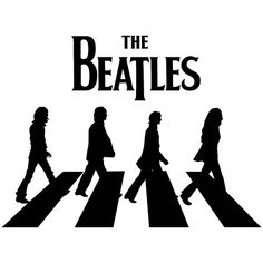 236x236 Images For Gt Beatles Silhouette Abbey Road