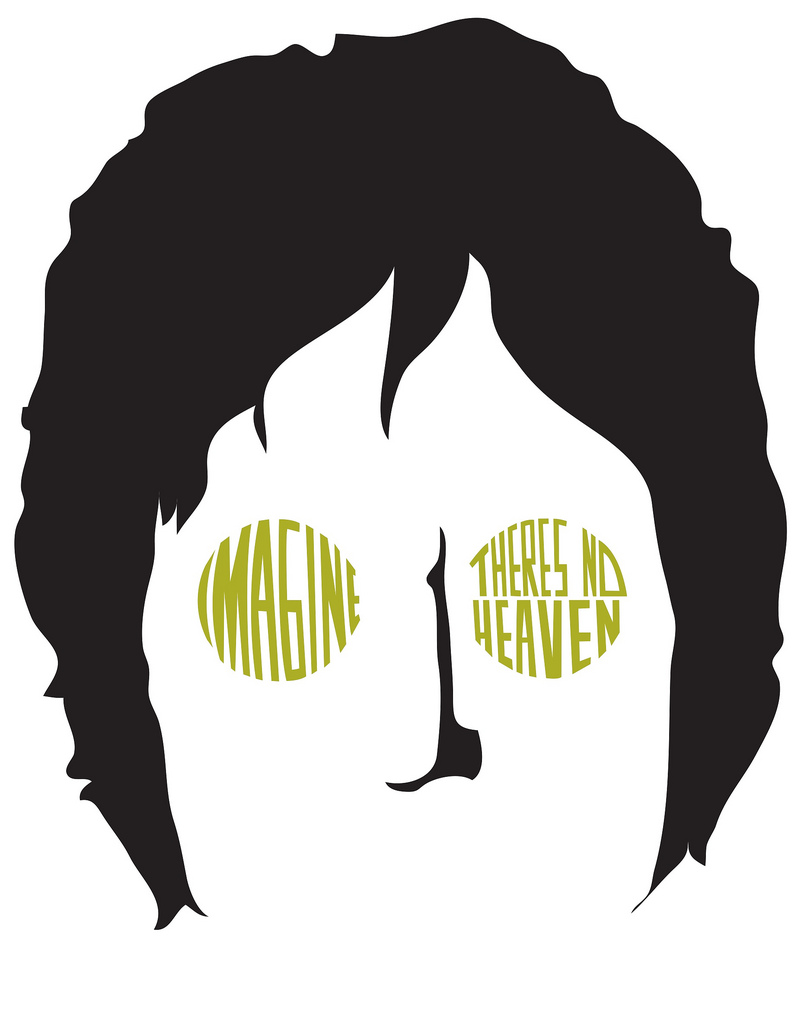 804x1024 Imagine Theres No Heaven Drawing I Did Of John Lennon.
