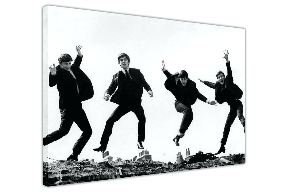 1000x667 Wall Arts ~ Beatles Canvas Wall Art Music Abbey Road Music