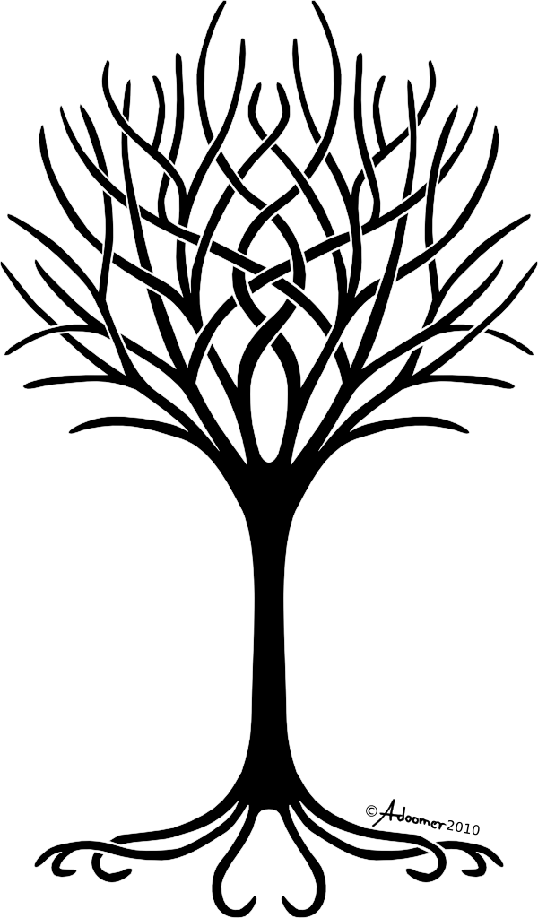 600x1024 Clipart tree of life