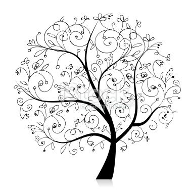 380x380 20 best trees images on Pinterest Tree of life, Draw and Silhouette