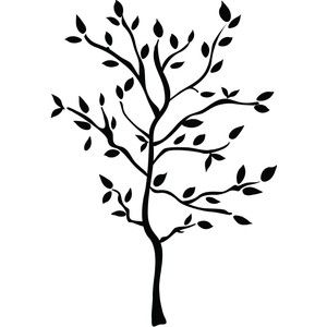 300x300 Beautiful Tree Wall Sticker R O O M (