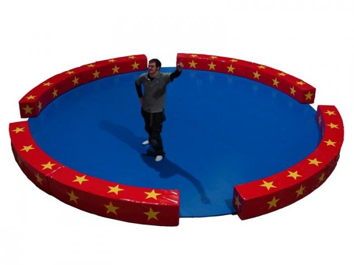 700x525 Circus Ring Dance Floor Circus Party Theme Circus Party