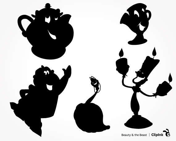 beauty and the beast rose silhouette at getdrawings com free for rh getdrawings com Belle Beauty and the Beast Beauty and the Beast Color by Number