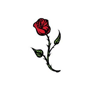 300x300 Beauty And The Beast Rose