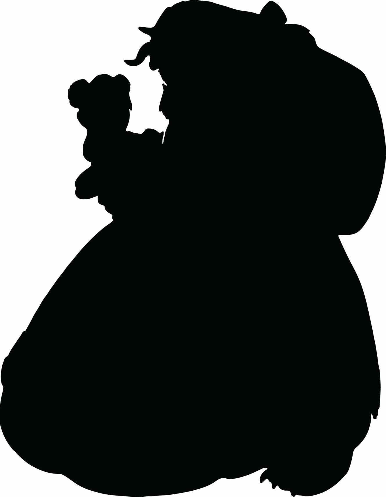1330x1710 Silhouette Princess S Black White Google Search Pluto Free