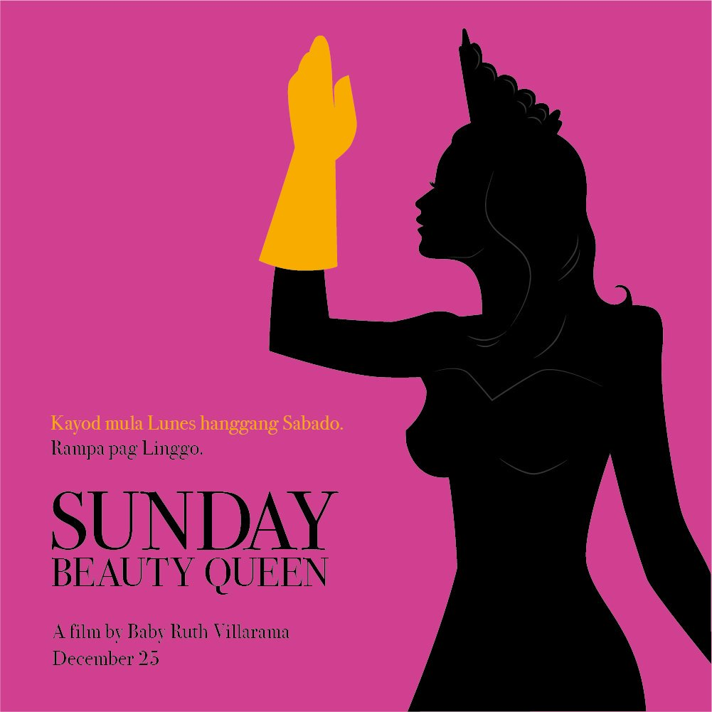 1001x1001 Bbdo Guerrero On Twitter Three Posters For Sunday Beauty Queen